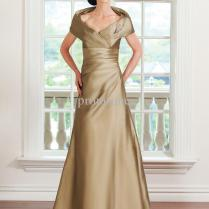Designer Mother Dresses Elegant Stylish A Line Portrait Collar