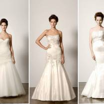 Trumpet And Mermaid Silhouette Wedding Dresses By Ines Di Santo