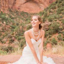 Zion Park Bridals