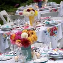 Diy Wedding Family Style