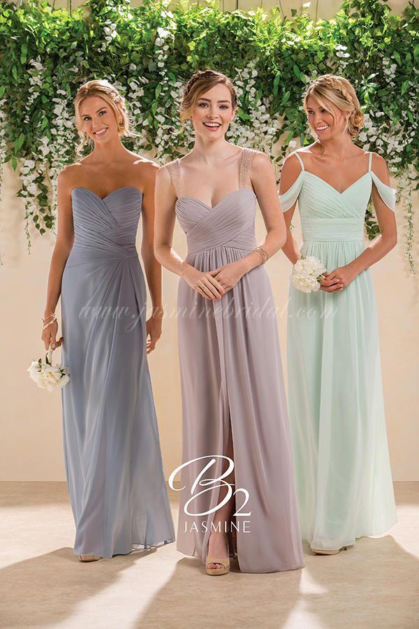 76a617ea62a B2 Bridesmaids By Jasmine B183007 B2 Bridesmaids By Jasmine Bridal