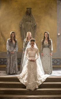 Reign From Best Tv & Movie Wedding Dresses