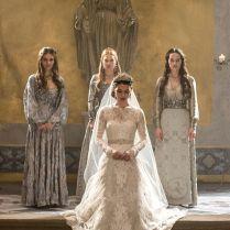 Reign From Best Tv & Movie Wedding Dresses