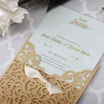 15 Summer Wedding Invitations With Unique And Beautiful Design