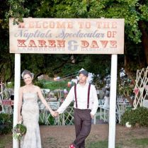 Romantic Vintage Carnival Wedding In South Africa By Claire Nicola