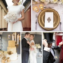 Opulent Vintage Wedding Ideas Inspired By The 1930s Chic Vintage