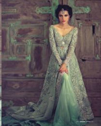 Latest Bridal Gowns Trends & Designs Collection 2018