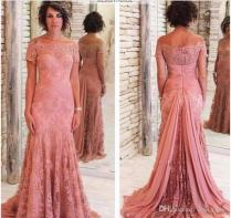 Modest Designer Mother Of The Bride Dresses For Weddings Short