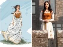 Reign Wedding Dress