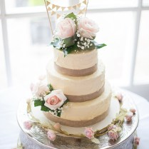 9 Rustic Vintage Wedding Cakes Photo