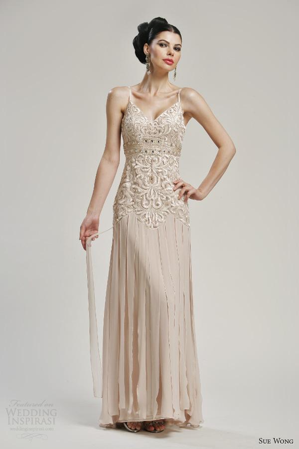 Sue Wong Bridesmaid Dresses