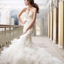 Wedding Dress Designer Maternity Wedding Dresses Trumpet Style