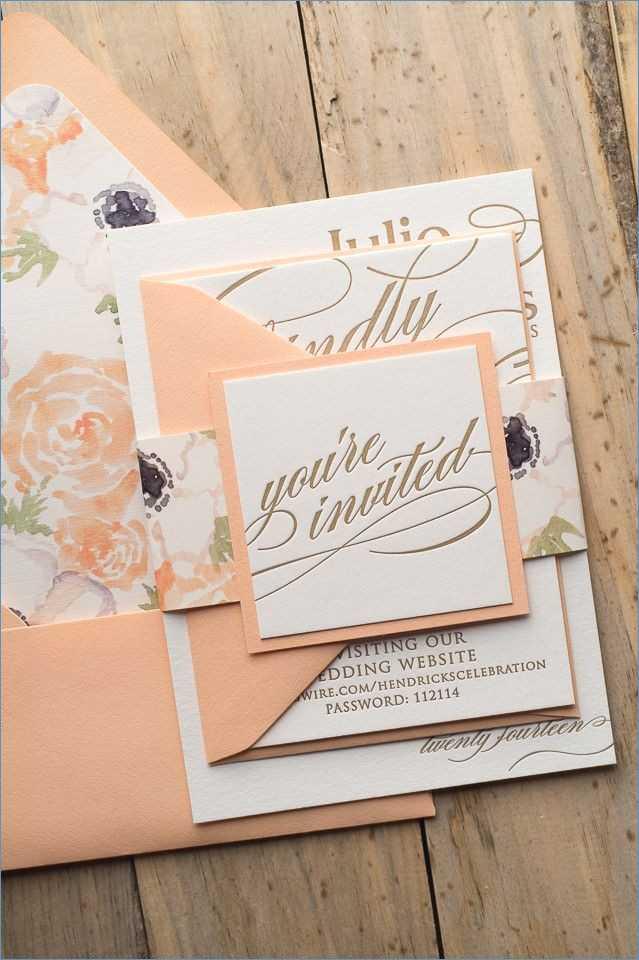Invitation Tissue Paper