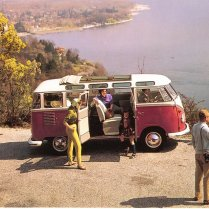 Vintage Vw Bus Photos Have Us Longing For The Road • Petrolicious