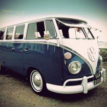 Win A Vintage Vw Campervan