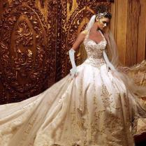 10 Ideas For Stylish And Cheap Wedding Dresses 2019 For Bridals