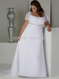 Plus Size Empire Waist Wedding Dresses With Sleeves Naf Dresses