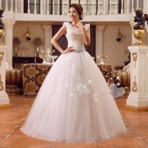 2015 Hot Sale On Storage Cheap Price Wedding Dress Marriage Party