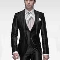 2015 Men Fashion Designer Groom Wedding Dinner Tuxedo Suit Coat