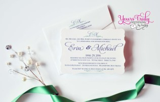 Engagement Party, Rehearsal Dinner And Brunch Invitations