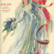 These Vintage Bridal Magazine Covers Prove They Haven't Changed So