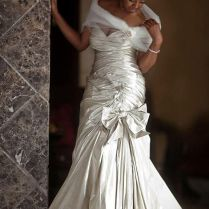 African American Wedding Dresses Photo