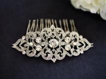 Art Nouveau Bridal Hair Comb