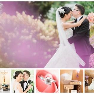 Markham Chinese Harry Potter Themed Wedding Photos