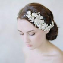 25 Perfect Hair Accessories For A Vintage Bride Chic Vintage Brides