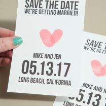 Create Your Own Save The Date Postcards Create Save The Date Cards