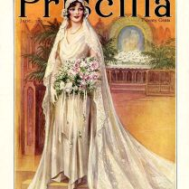 June 1930 What A Lovely Bride If I Were Ever To Get Married