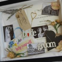 Bristol Vintage Wedding Fair Erika Glanville Bespoke Memory Frames