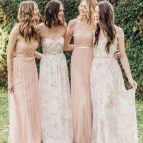 Better Together Mexico Destination Wedding Bridesmaids Dresses