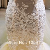 Free Shipping Real Sample See Through Corset Lace Beads With Long
