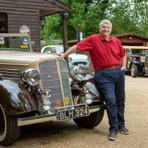 Classic Car Restoration Meet The Man Spending His Retirement
