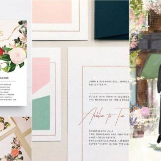 The List Ten Top Irish Wedding Invitation Designers For A Design