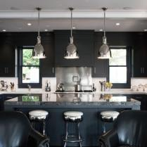 Modern Kitchen Designs With Dark Cabinets Review Of 10 Ideas In