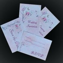 Non Personalised Wedding Invitations Cheap Non Personalised