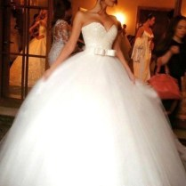 Ball Gown Bowknot Sweetheart Tulle Sleeveless Floor
