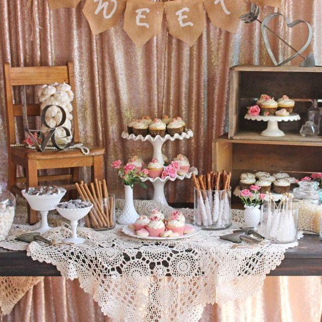 Rustic Table Decorations Party Coma Frique Studio 41fe38d1776b