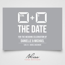 Shit Just Got Real 20 Clever And Funny Wedding Invitations