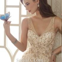 Sophia Tolli Spring 2016