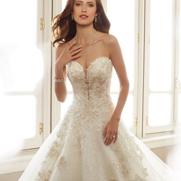 Sophia Tolli Spring 2017 Wedding Dresses