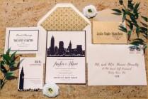 Luxury Staples Wedding Invitation Printing