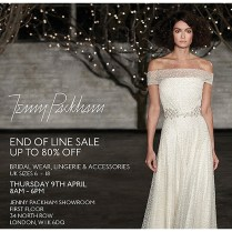 Sample Sales Wedding Dresses