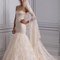 Monique Lhuillier Mermaid Wedding Dresses Naf Dresses