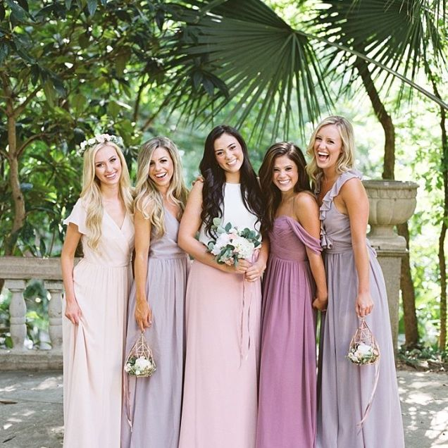 Bridal Style Revelry – Affordable, Colourful, Mix & Match