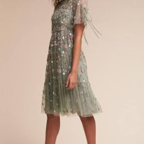 Sparkle And Shine In The Prettiest Floral Dresses Gorgeously