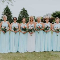 Country Bridesmaid Dresses 5 Suggestions For A Rustic Wedding