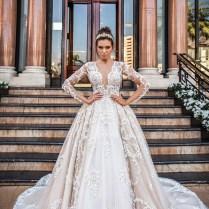 Crystal Design Haute & Sevilla Couture Wedding Dresses 2017
